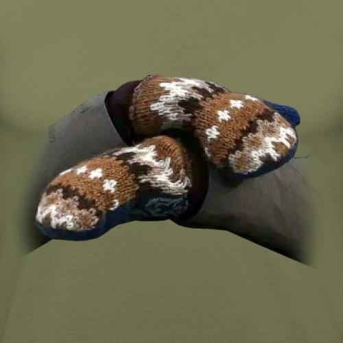 Gloveshirt - Mannen slim fit T-shirt