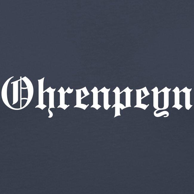 ohrenpeyn schrift