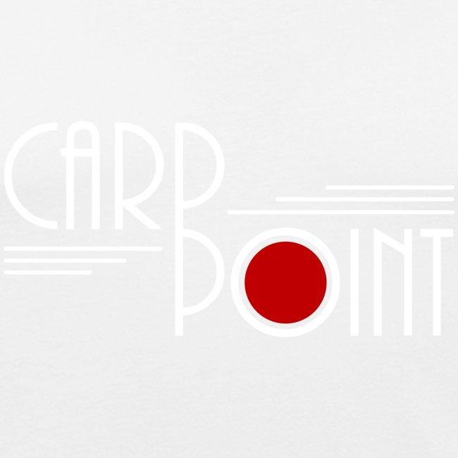 Carp Point linien weißrot