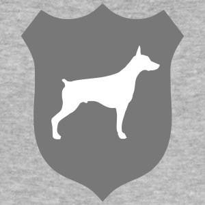 doberman - Slim Fit T-shirt herr