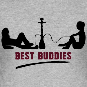 BEST BUDDIES! - Men's Slim Fit T-Shirt