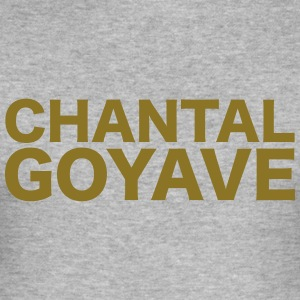 Chantal Guava - Männer Slim Fit T-Shirt