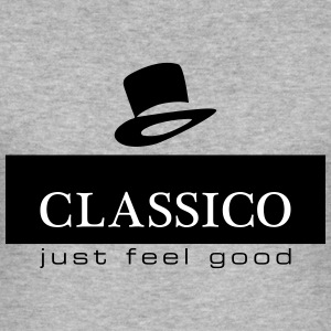 classico - Slim Fit T-shirt herr