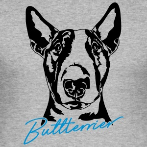 BULL TERRIER - slim fit T-shirt