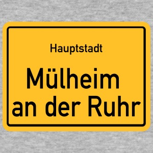 Capital M lheim an der Ruhr - Slim Fit T-skjorte for menn