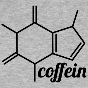 Coffein - Männer Slim Fit T-Shirt