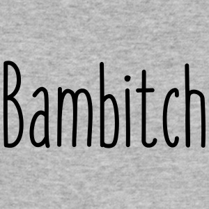 Bambitch - Männer Slim Fit T-Shirt