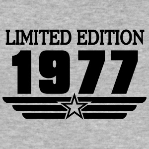 1977 Birthday - Men's Slim Fit T-Shirt