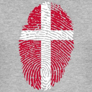 DENMARK 4 EVER COLLECTION - Men's Slim Fit T-Shirt