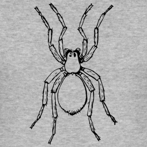 Spider - Männer Slim Fit T-Shirt