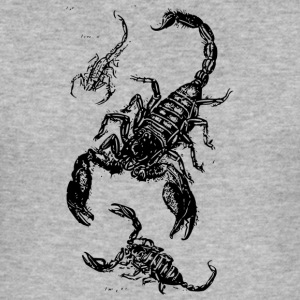 Scorpion mamma och barn - Slim Fit T-shirt herr