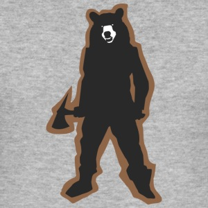 BEAR COLLECTION - Men's Slim Fit T-Shirt