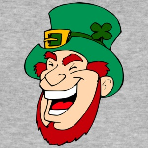 irsk Leprechaun - Slim Fit T-skjorte for menn