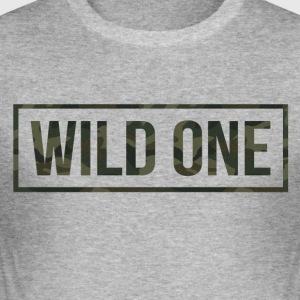 wild One - Männer Slim Fit T-Shirt