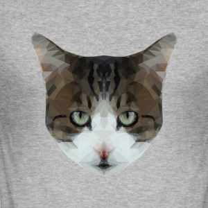 Lage Cat Poly Hipster - slim fit T-shirt