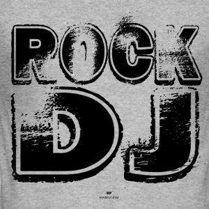 Rock DJ - Männer Slim Fit T-Shirt