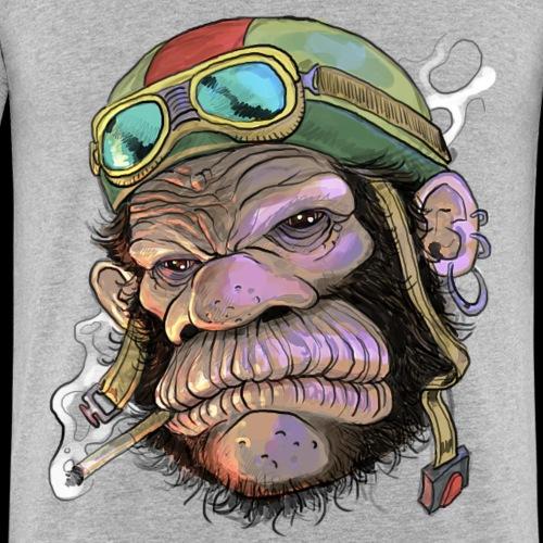 Monk - T-shirt près du corps Homme