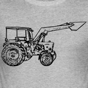 Tractor - Men's Slim Fit T-Shirt