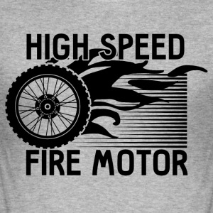 Fast motorcycle - Men's Slim Fit T-Shirt