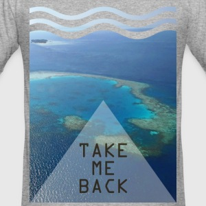 Take me back - Men's Slim Fit T-Shirt