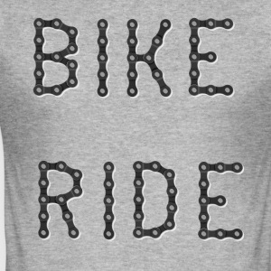 Bike ride - Men's Slim Fit T-Shirt