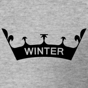 winter_crown - slim fit T-shirt