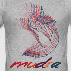 Mudra I - Men's Slim Fit T-Shirt