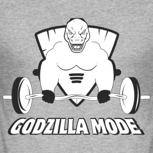 Godzilla Mode - slim fit T-shirt