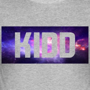 KIDD Galaxy - Männer Slim Fit T-Shirt