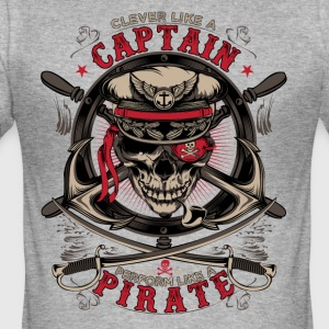 captain pirate - slim fit T-shirt