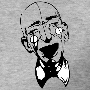 Clown - Männer Slim Fit T-Shirt