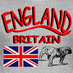 Engeland - slim fit T-shirt