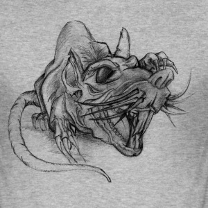 rat - slim fit T-shirt