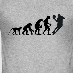 evolution Basket - Slim Fit T-shirt herr
