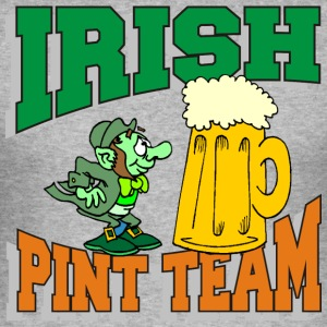 Irish Drinking Team Pint - Men's Slim Fit T-Shirt