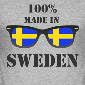 made in sweden - Tee shirt près du corps Homme