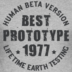 1977 - The year of birth of legendary prototypes - Men's Slim Fit T-Shirt