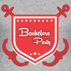 Bachelors Bachelor Party - Herre Slim Fit T-Shirt