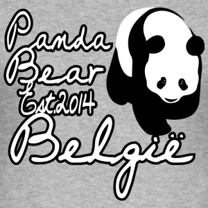 Panda Brugelette - slim fit T-shirt