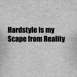Hardstyle - Männer Slim Fit T-Shirt