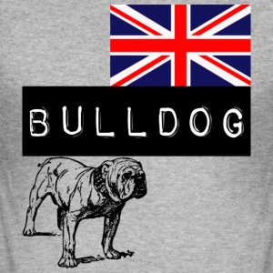British Bulldog 5 Edition - Men's Slim Fit T-Shirt
