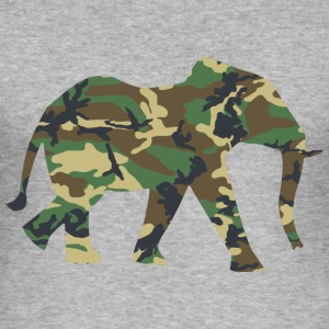 ELEPHANT - Herre Slim Fit T-Shirt