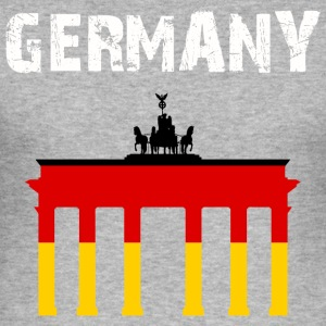 Nation-Design Germany - Men's Slim Fit T-Shirt
