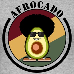 Afrocado - Men's Slim Fit T-Shirt