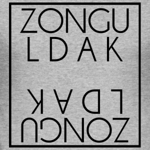 Zonguldak Squared - Slim Fit T-skjorte for menn