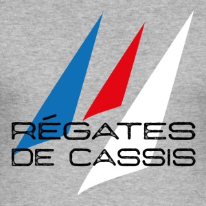 Regates de cassis - slim fit T-shirt