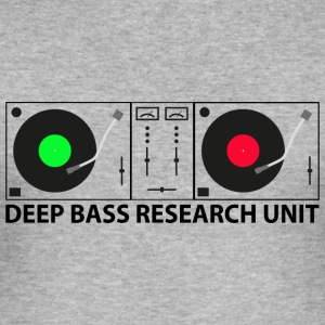 Deep Bass - Herre Slim Fit T-Shirt