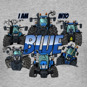 i am into blue - slim fit T-shirt