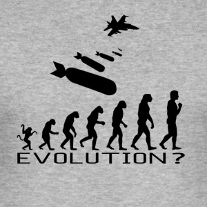 EVOLUTION - Men's Slim Fit T-Shirt