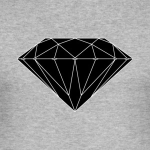 Diamond - Men's Slim Fit T-Shirt